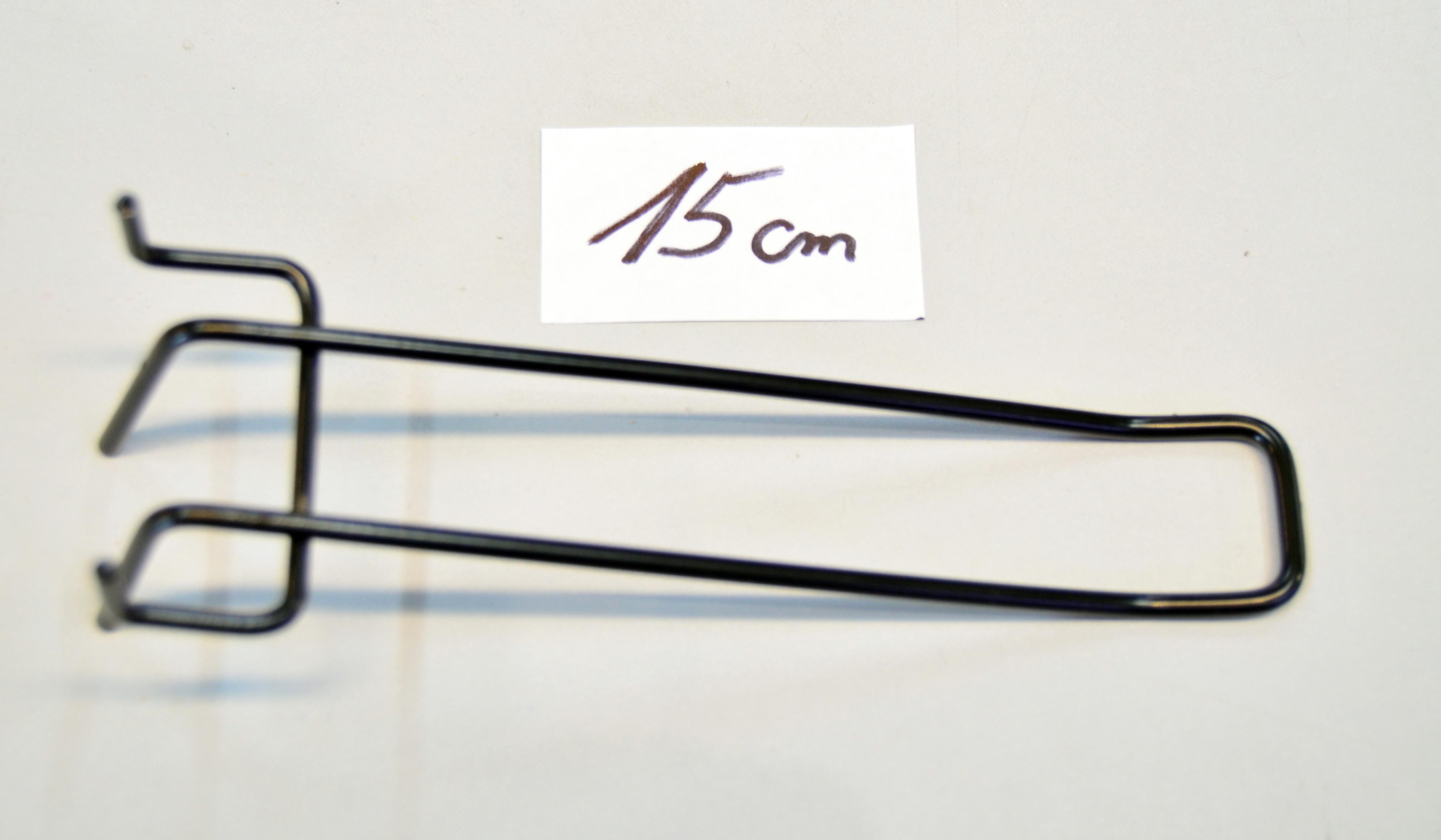 Háček kovový ke stojanu Mivardi Multi - 15cm