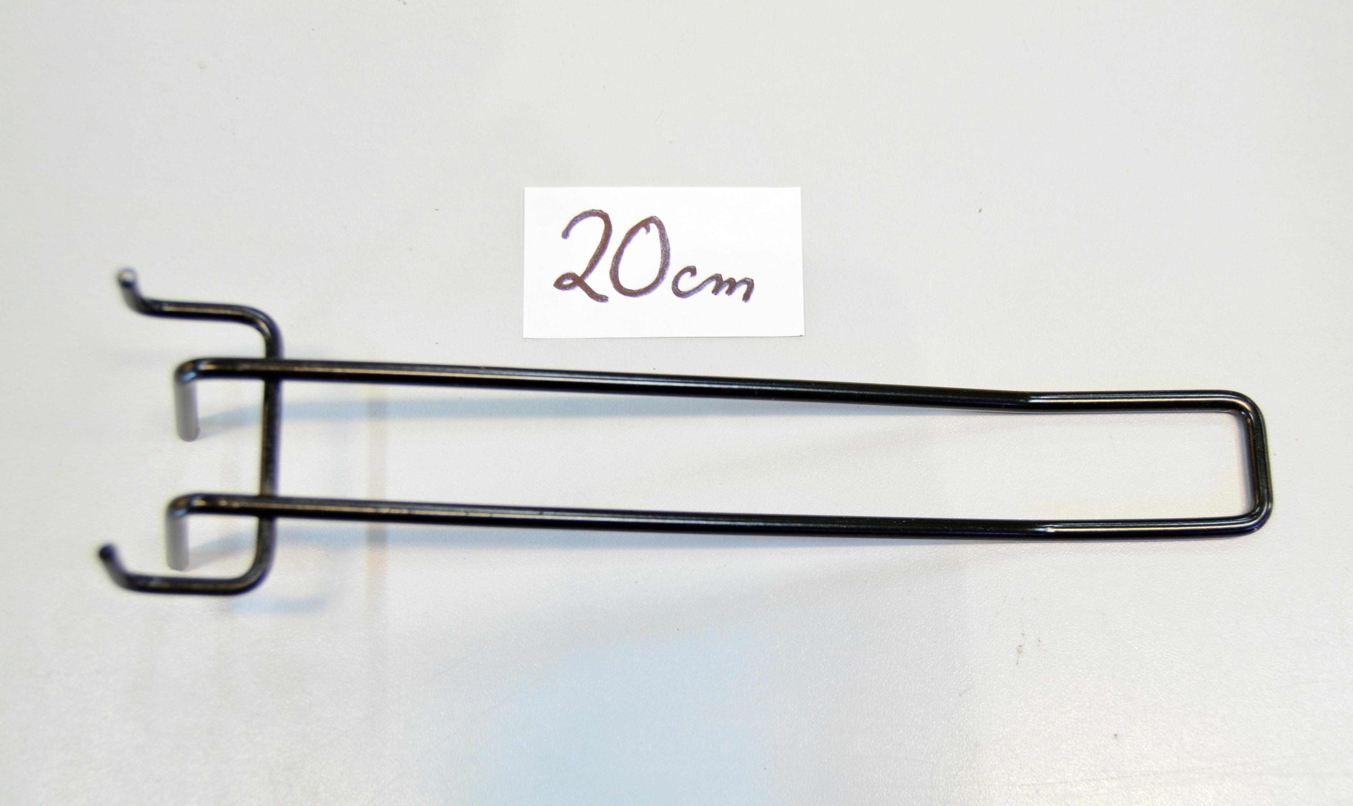 Háček kovový ke stojanu Mivardi Multi - 20cm