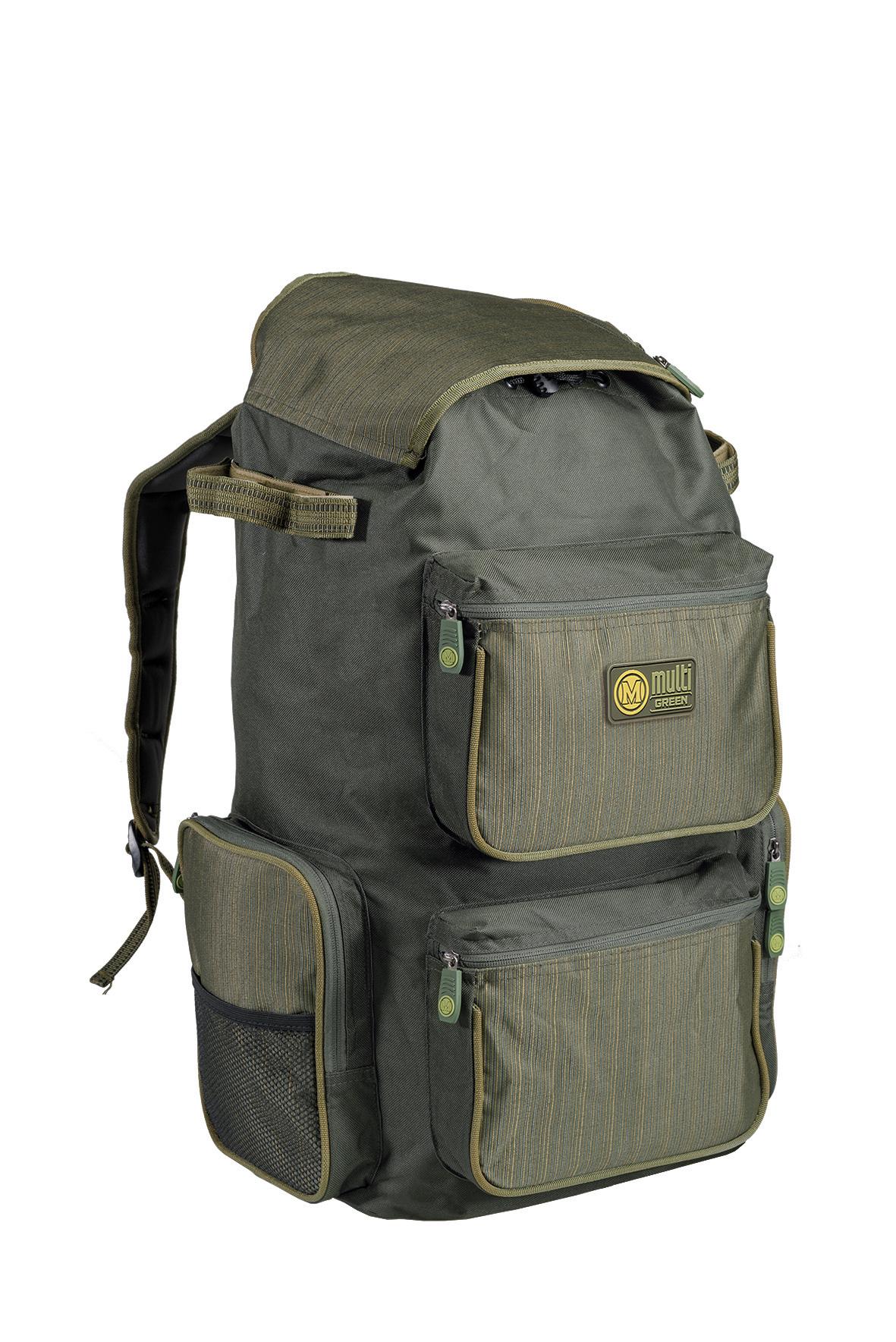 Batoh Multi Green 50