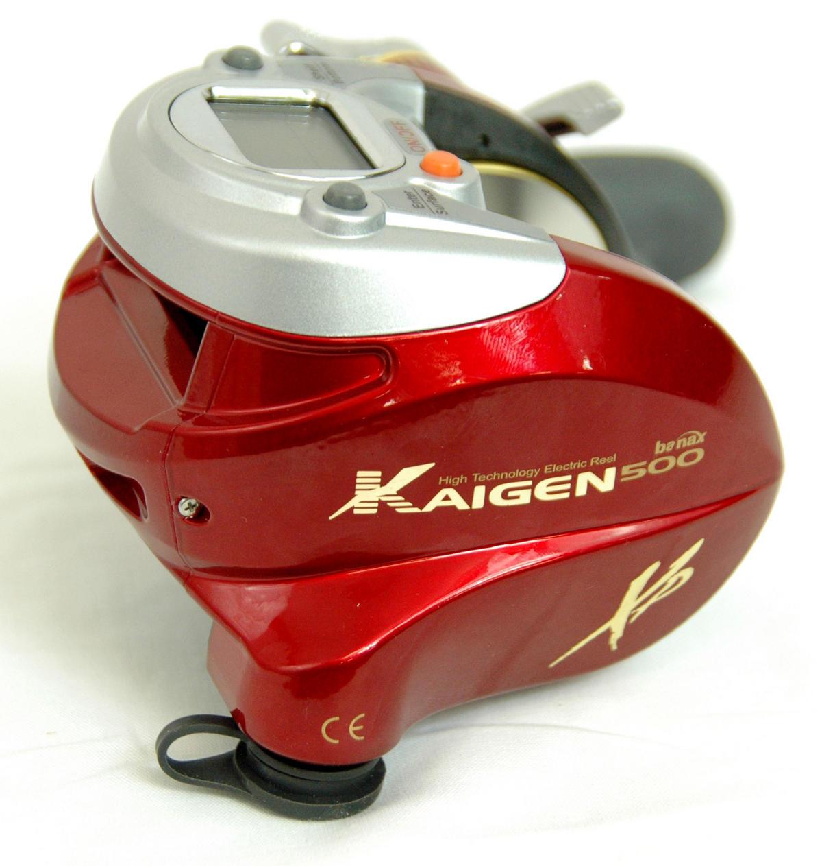Akce Kaigen 500XP + nabíječka, baterie a taška