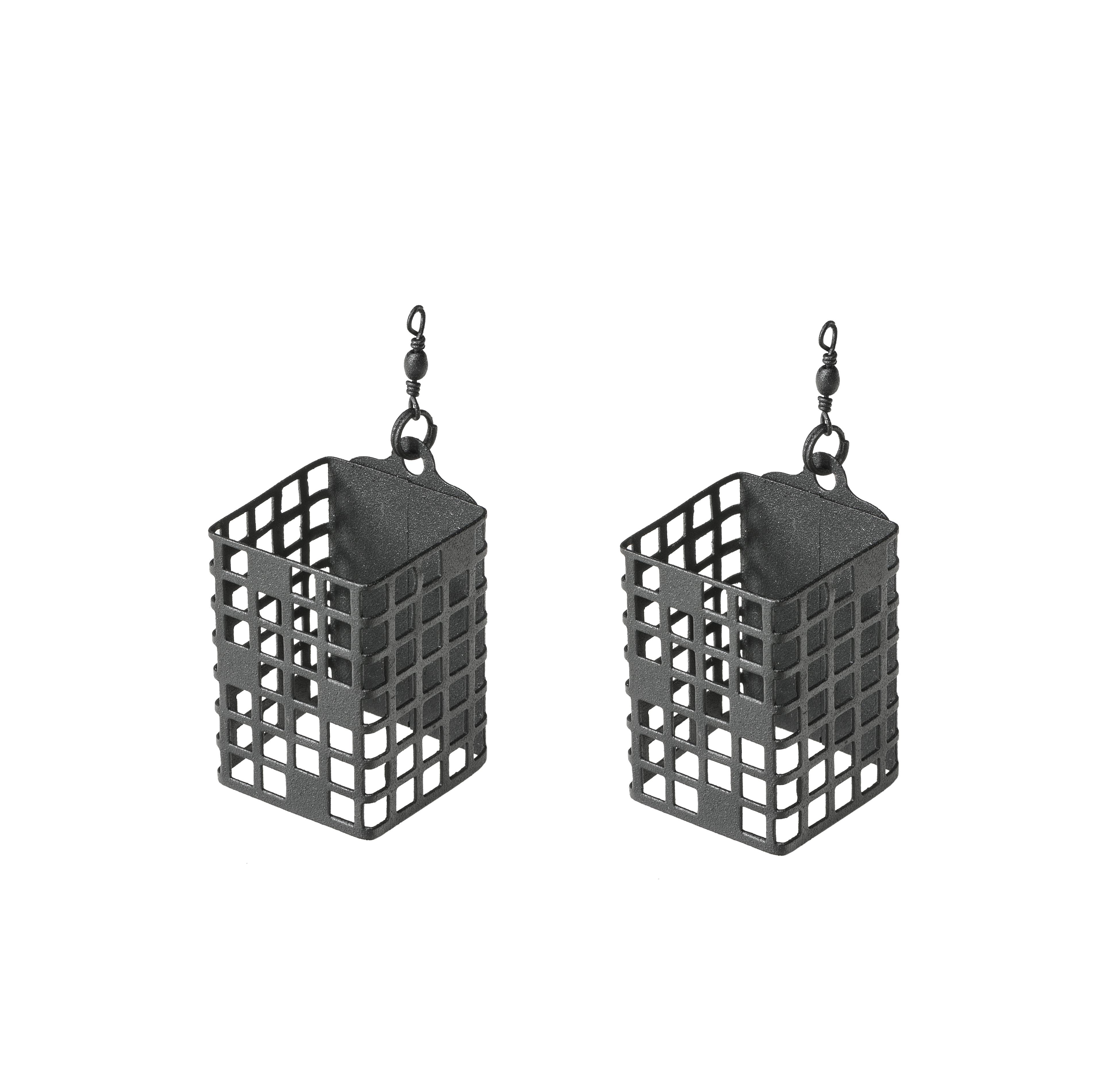 Feederové krmítko Premium Square 40gr (2ks)