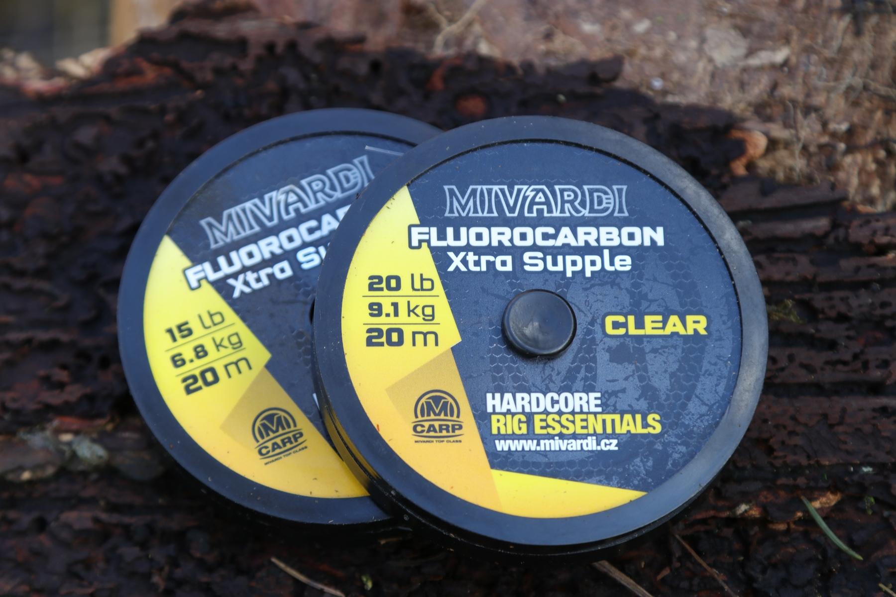 Fluorocarbon Mivardi Xtra Supple 20m/10lb