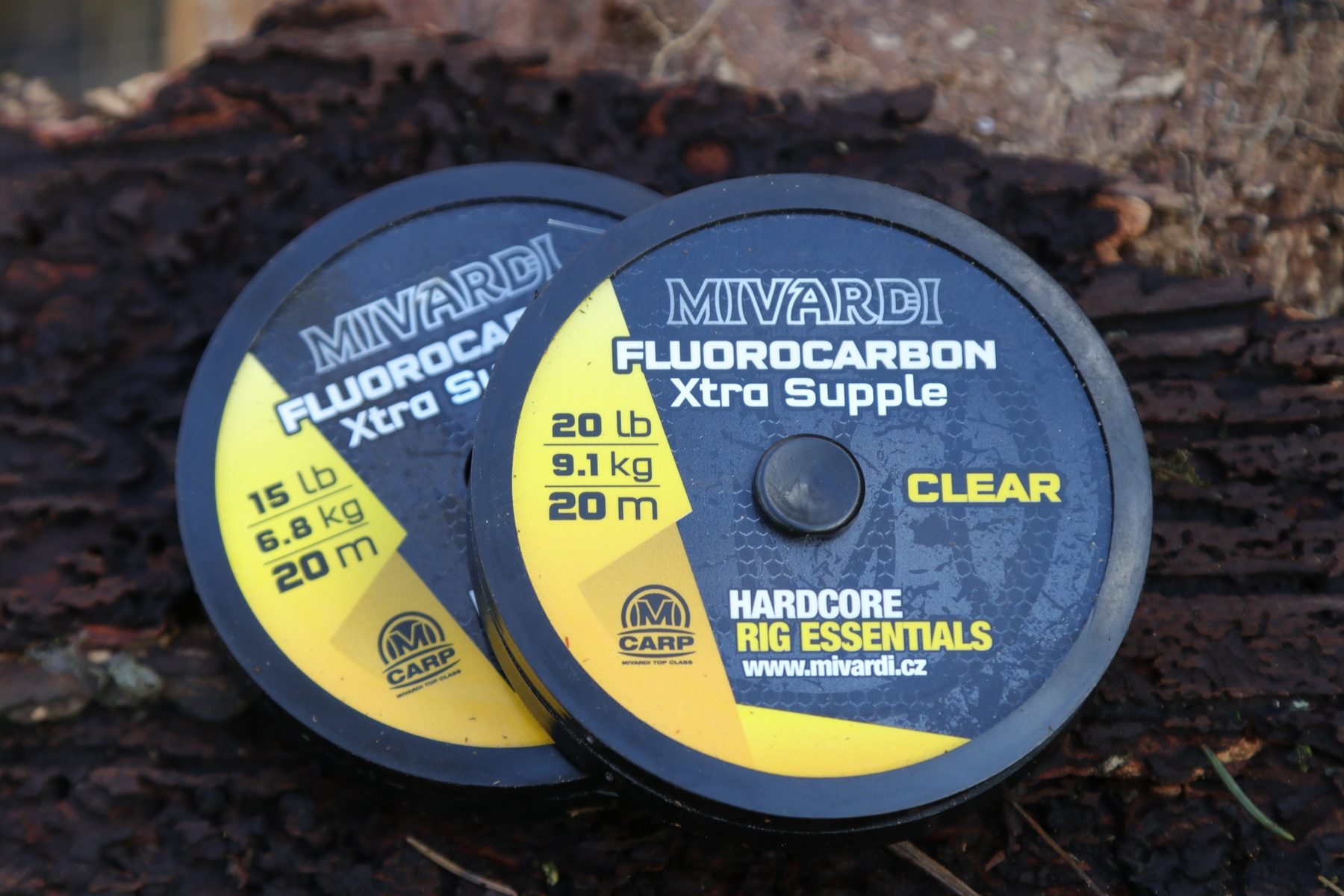 Fluorocarbon Mivardi Xtra Supple 20m/15lb
