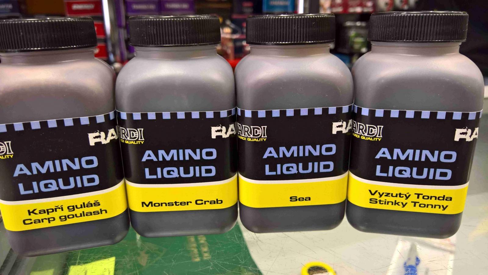 Aminoliquid Mivardi Crazy Liver 250 ml