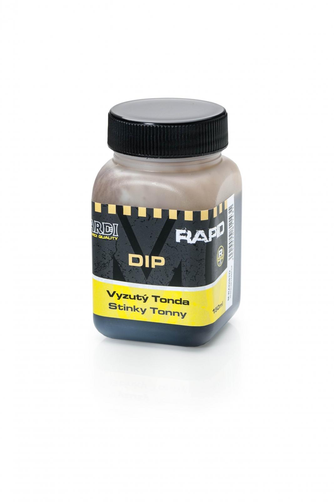 Rapid dip - Crazy Liver