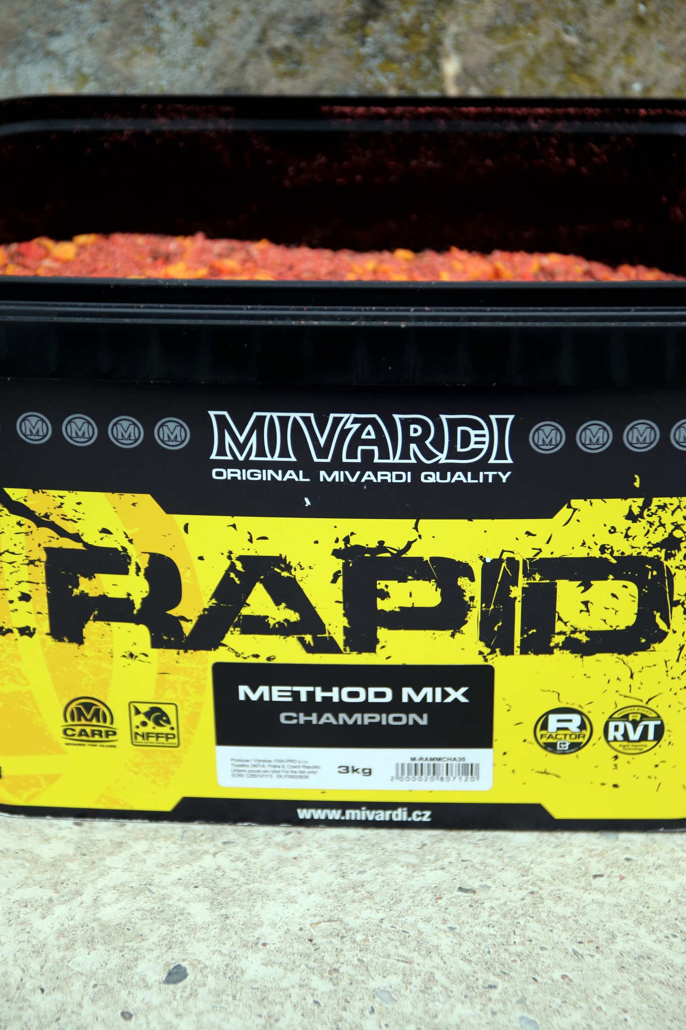 Method mix Mivardi Rapid Champion 3kg