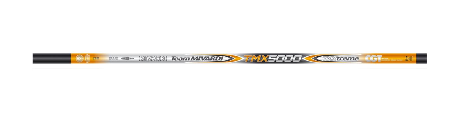 Topset na děličku Team Mivardi TMX 5000   4 díly