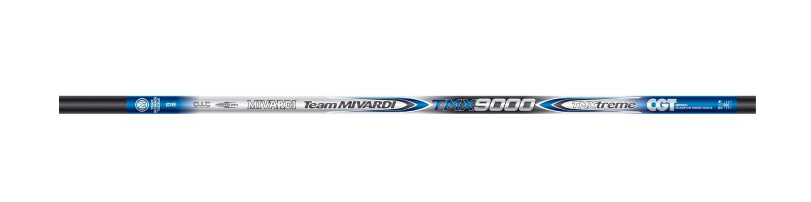 Topset na děličku Team Mivardi TMX 9000 5 dílů