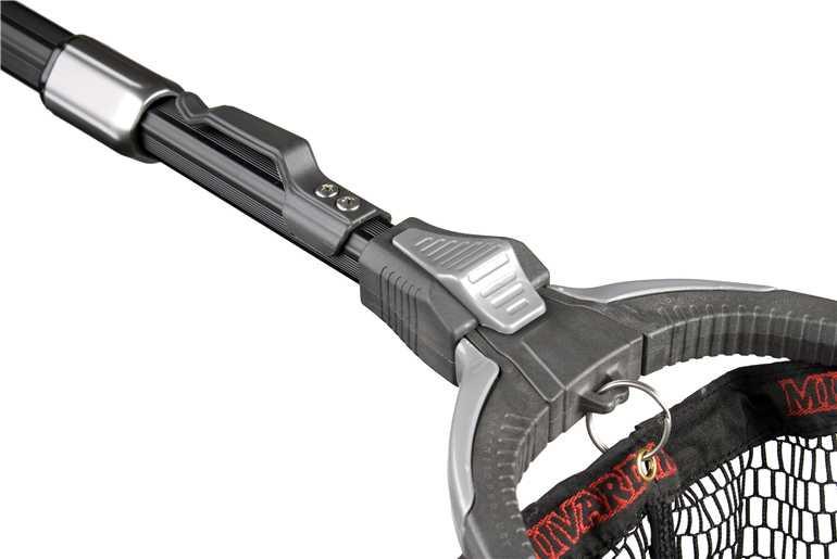 Podběrák Mivardi Metal Pro 2,5m 70x70cm 3 díly