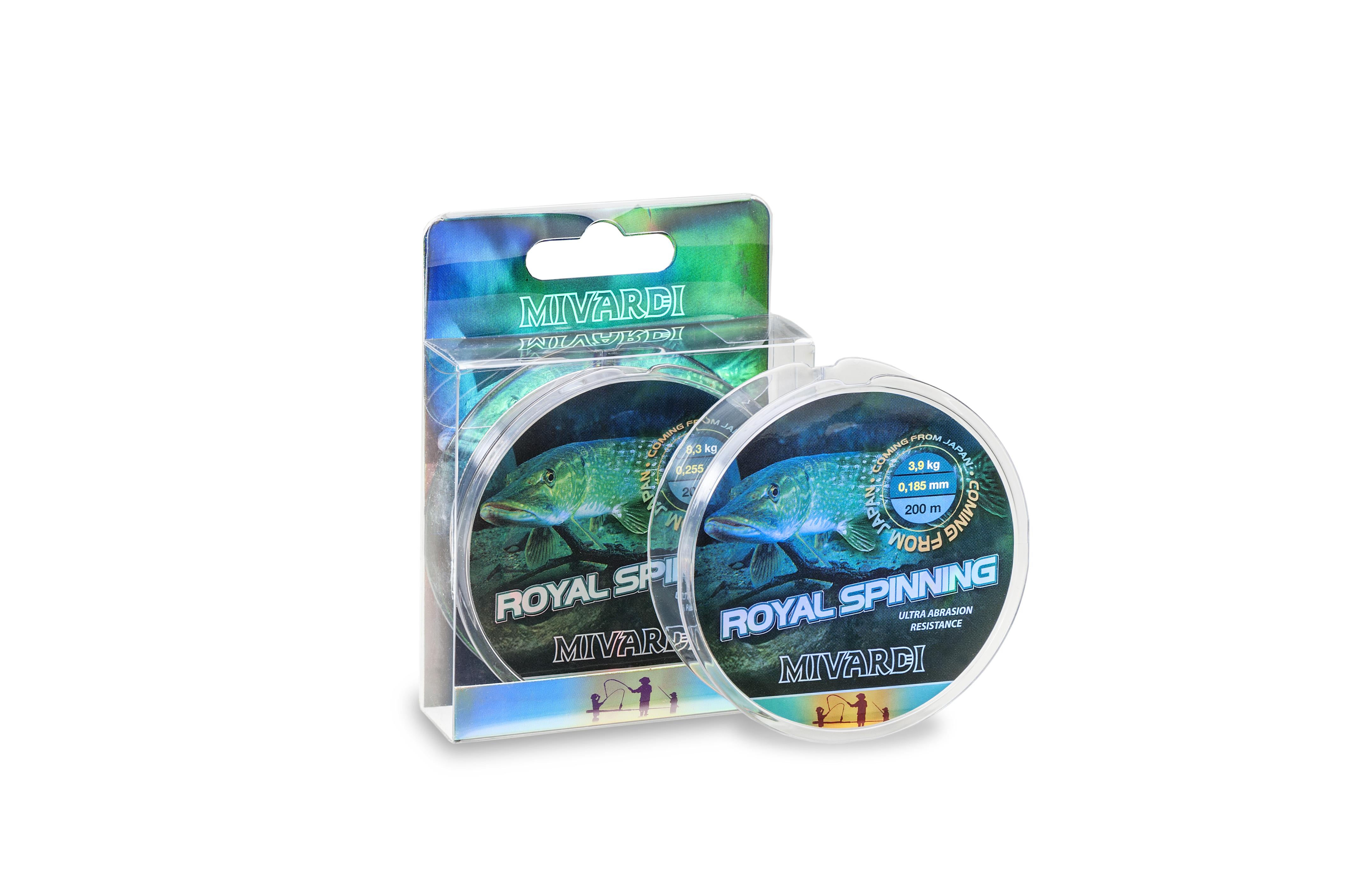 Royal Spinn 0,225 mm  200 m