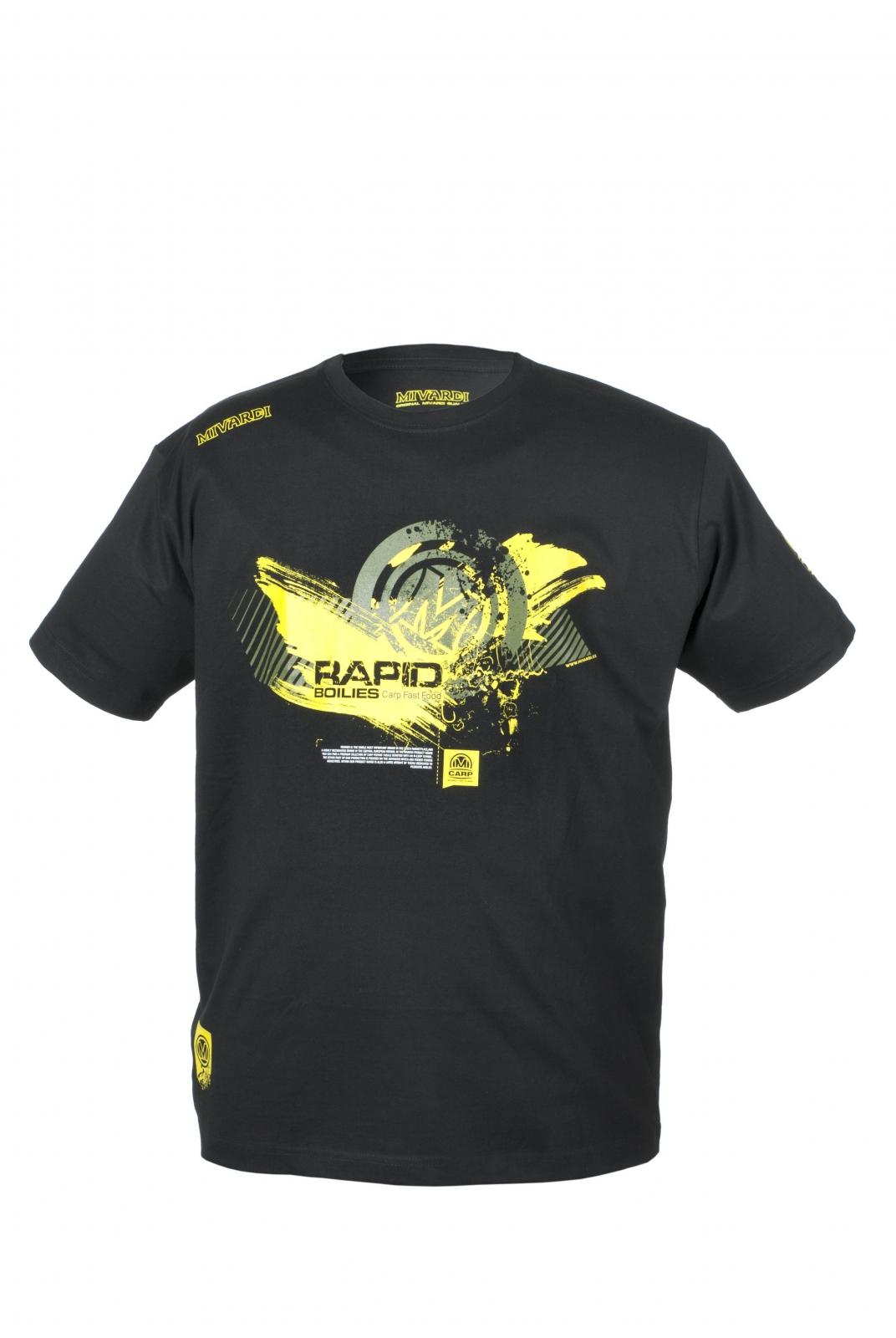 Tričko MCW Hardcore - L