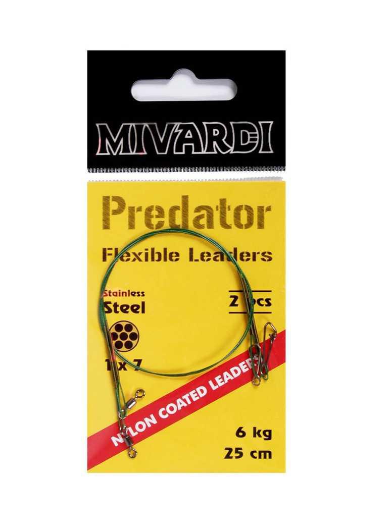 MIVARDI Mivardi Predator - lanko obratlík + karabinka 6 kg