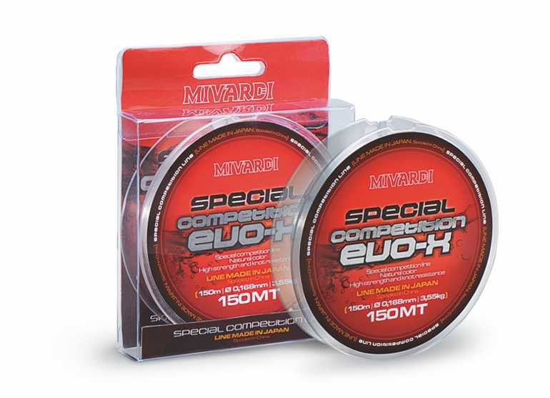 Special Competition Evo - X  0,100  150 m