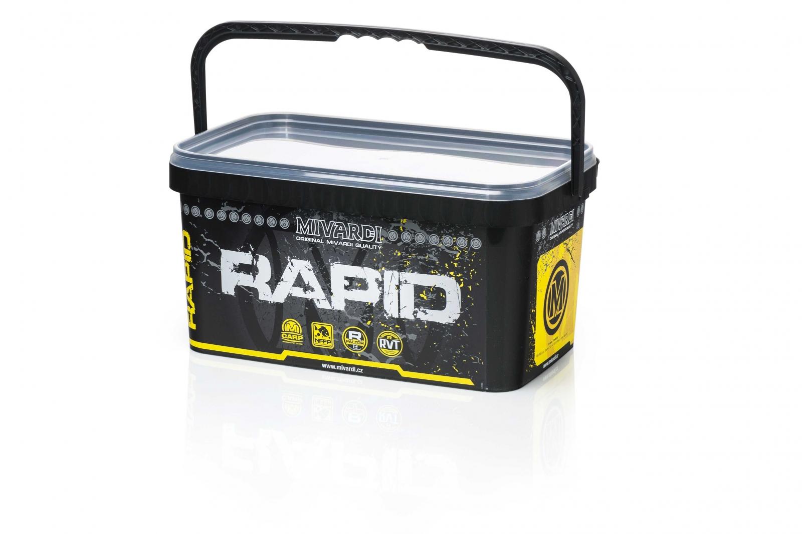 Plastové vědro Mivardi Rapid Box