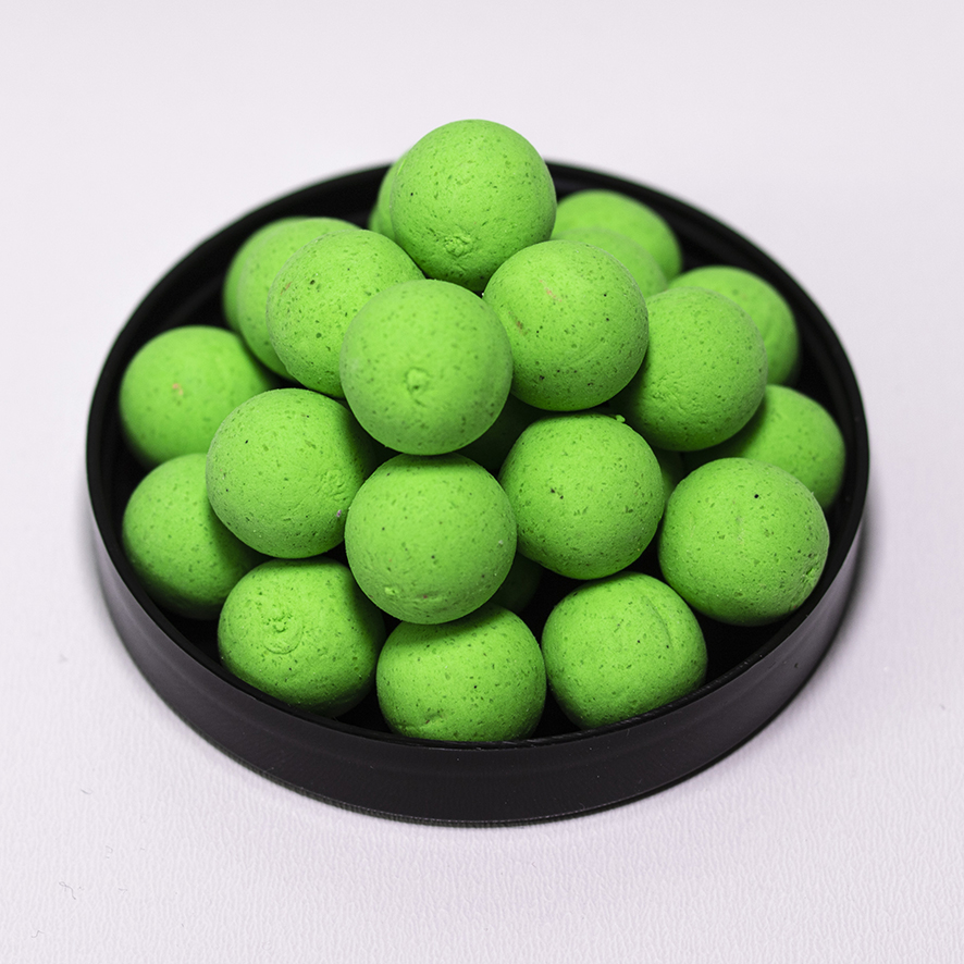 Plovoucí boilies Mivardi Rapid Pop Up Reflex Garlic 14 mm