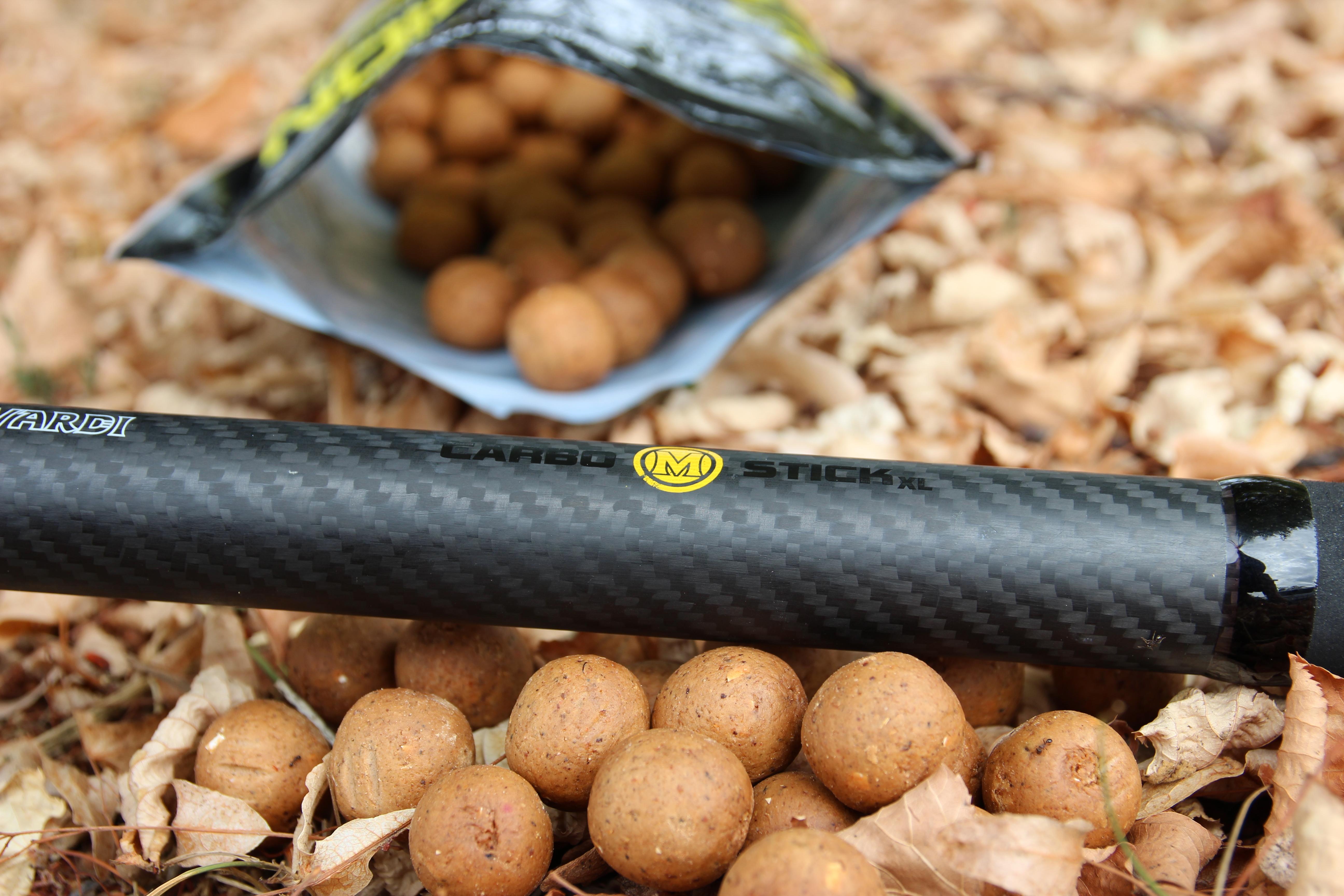 Vrhací tyč Mivardi Carbo Stick L