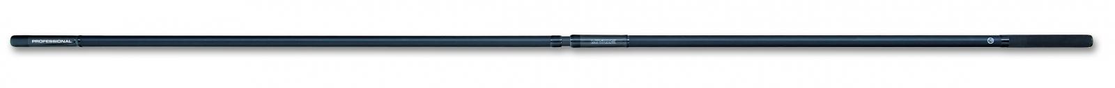 MIVARDI Podběrák LevelM 100 x 100 cm + tyč Professional Twin