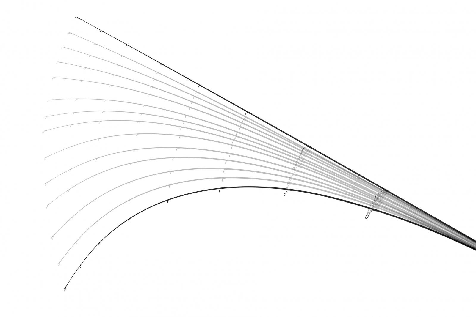 Prut Mivardi X-Centrix Spinn 245L