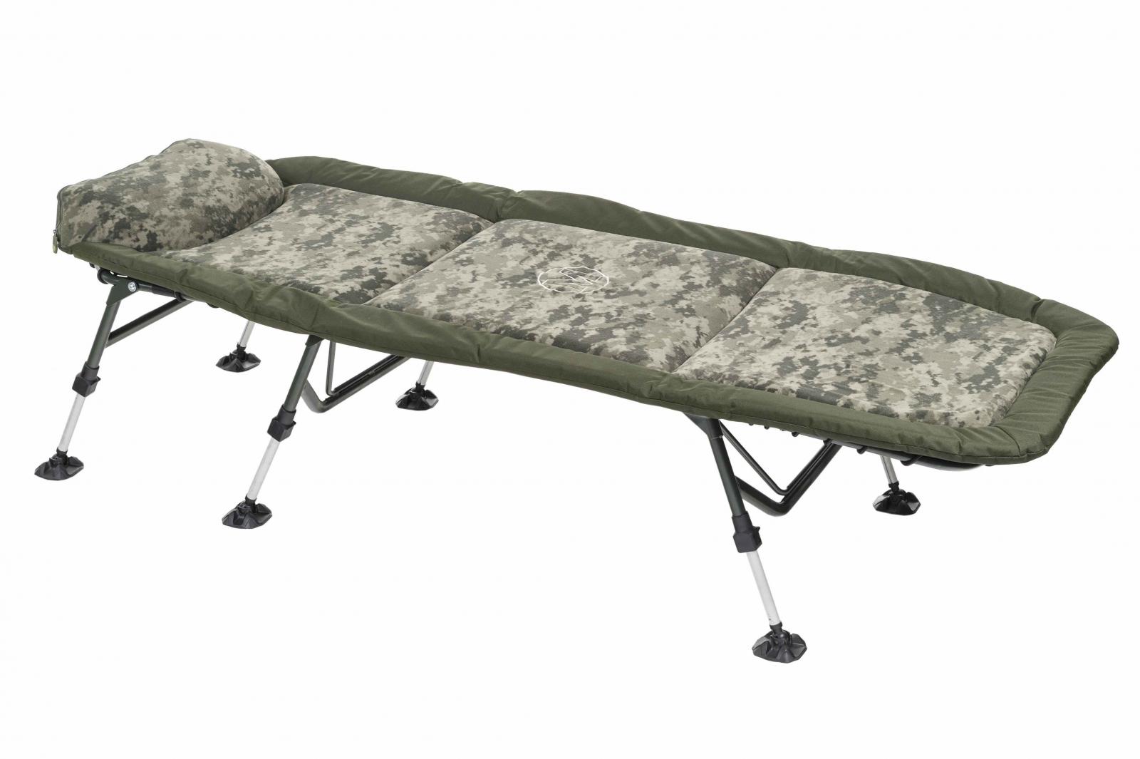 MIVARDI Lehátko CamoCODE Flat6