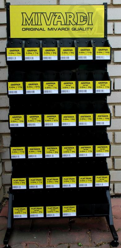 Akční balíček kaprových olov Stealth + stojan zdarma