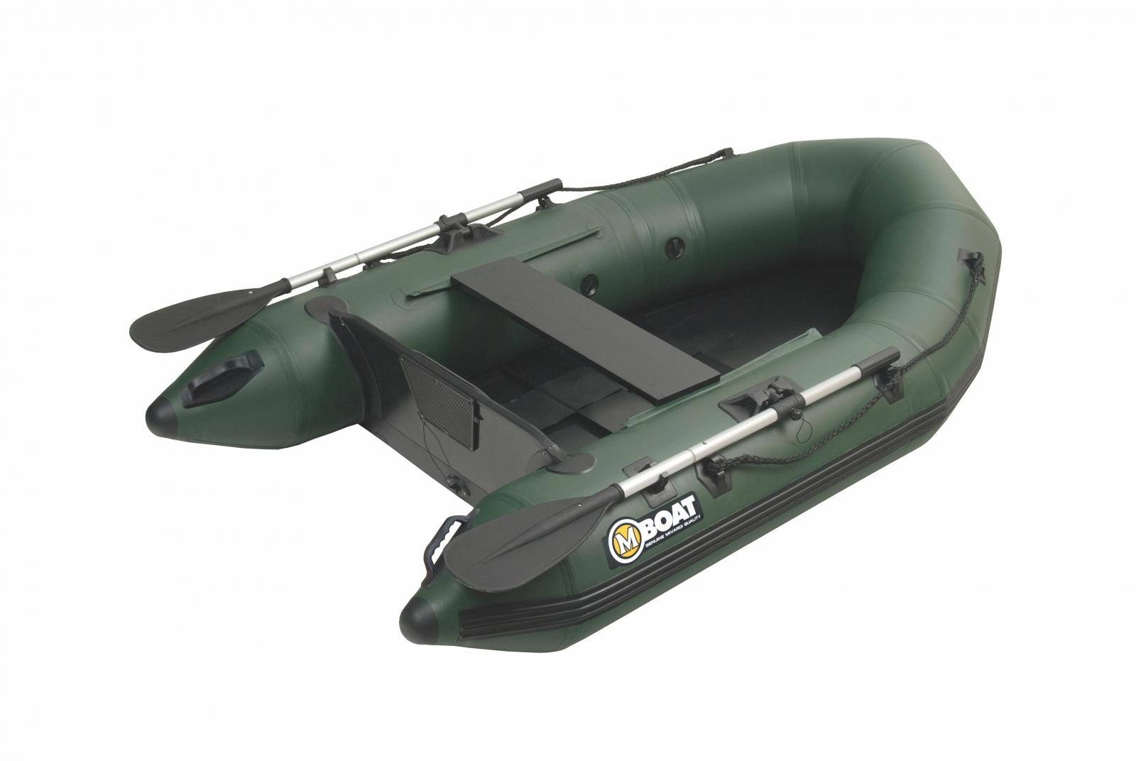 Rybářský člun M-BOAT 270 S