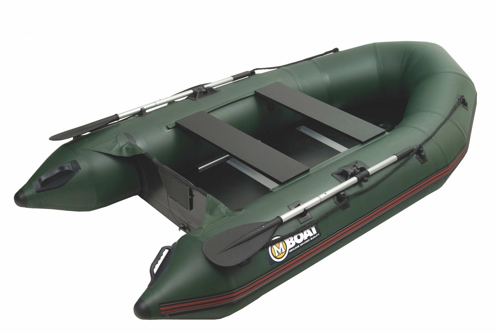 Rybářský člun M-BOAT 320 P
