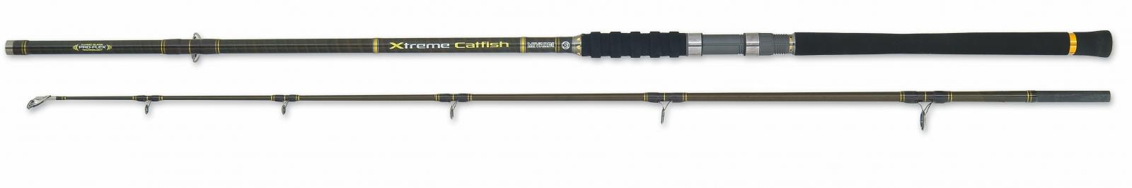 MIVARDI Xtreme Catfish 2.4m, 200-600g