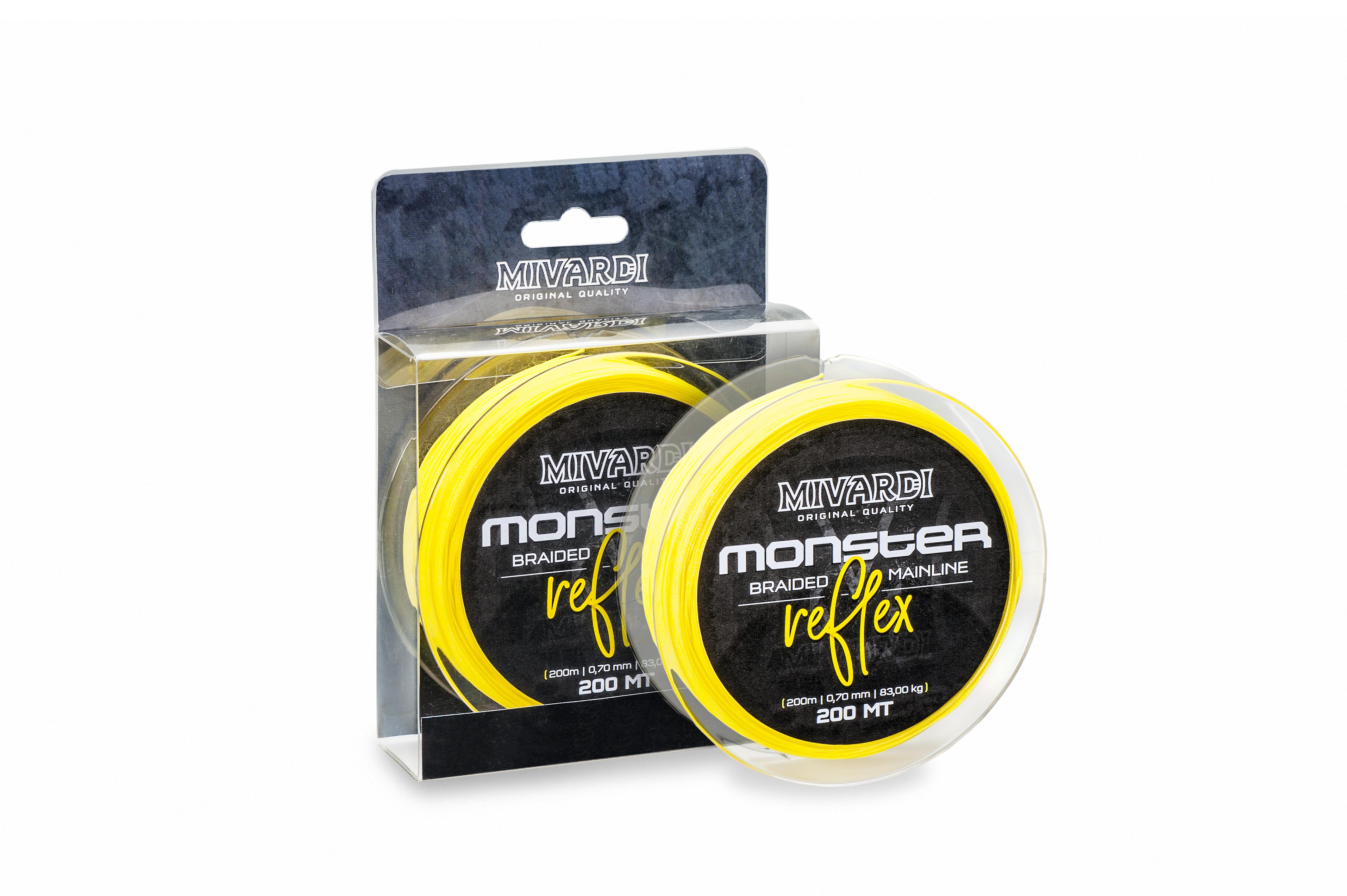 Monster Reflex Braid 200m  0,60mm