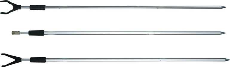 Vidlička hliníková - 125 cm  závit