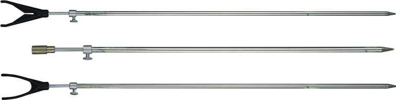 Vidlička ocelová - 90 cm  závit